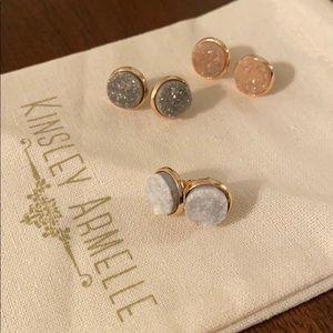 Kinsley Armelle earrings